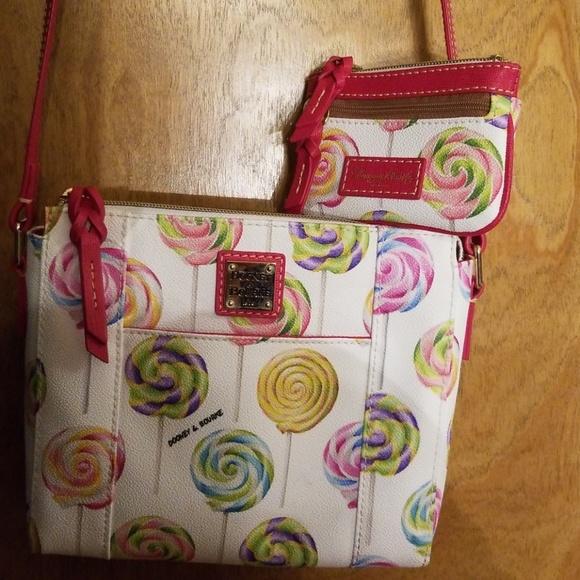 d5bb1221031104 Dooney & Bourke Bags | Dooney And Bourke Lollipop Crossbody | Poshmark